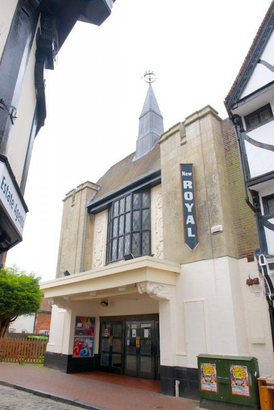 The Royal Cinema, Faversham Kent