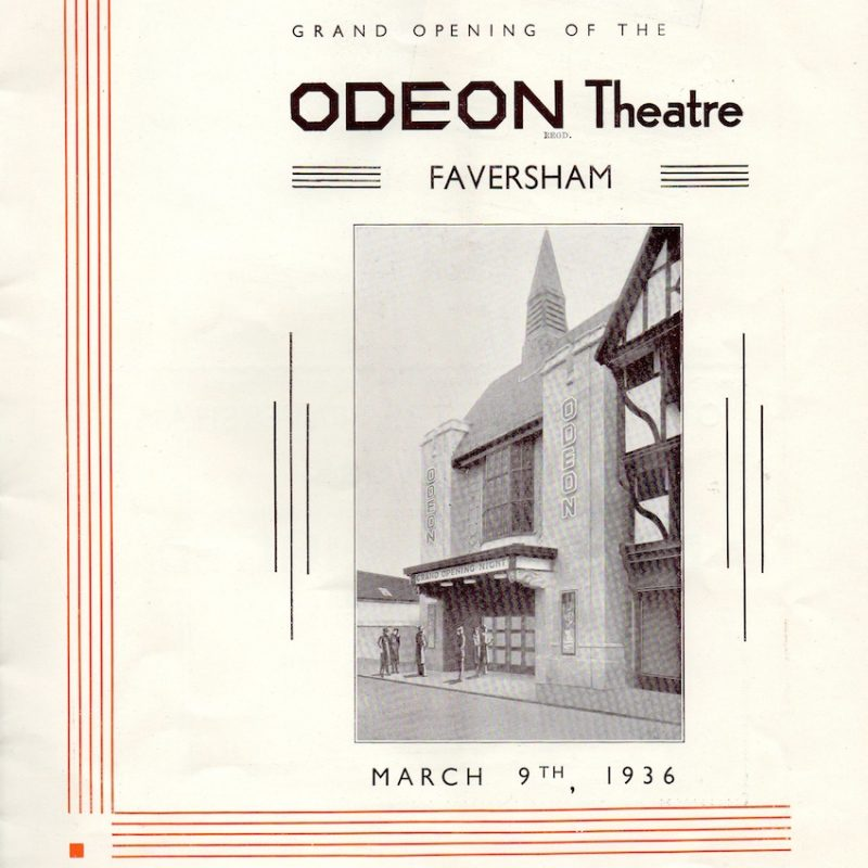 The Royal Cinema Faversham Kent