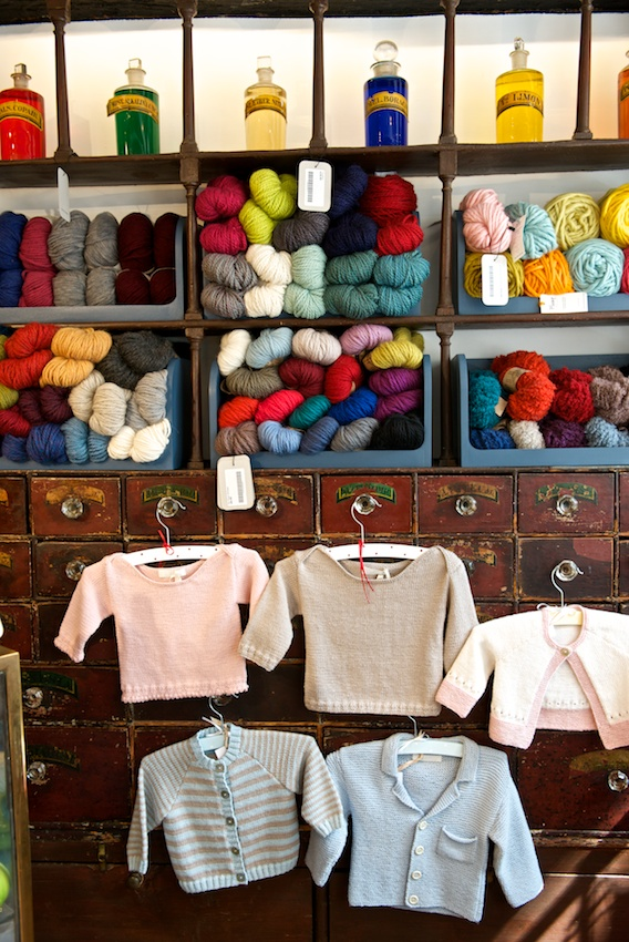 Jumpers for infant seafarers