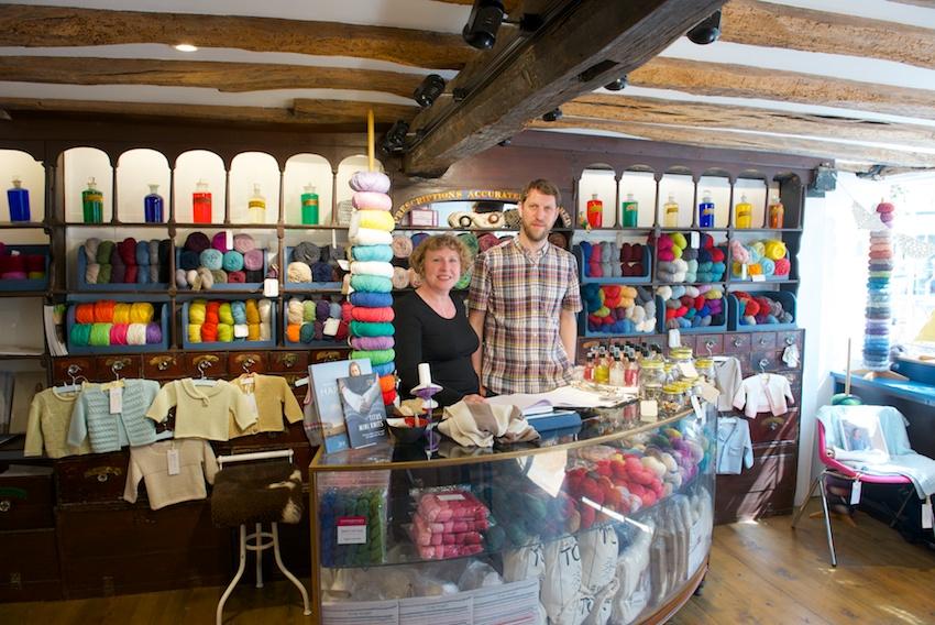 The Yarn Dispensary Faversham Kent