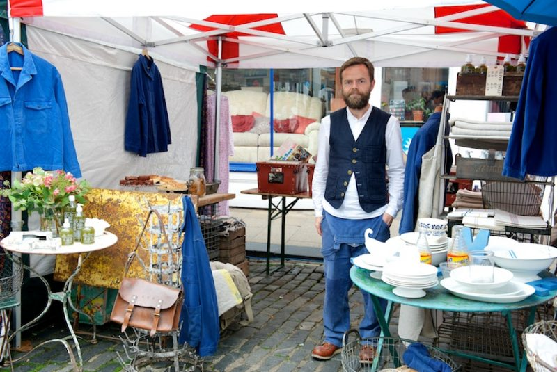Rune Wold brings the South of France to Faversham Market