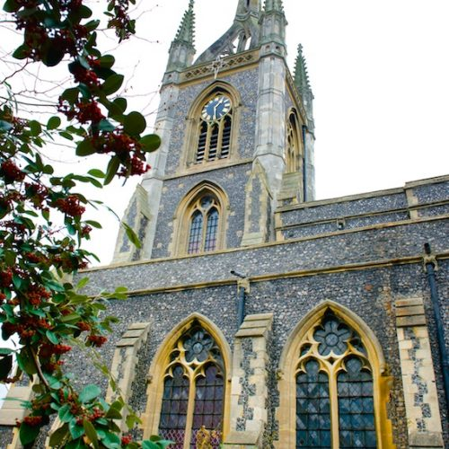 St Mary's Church, Faversham