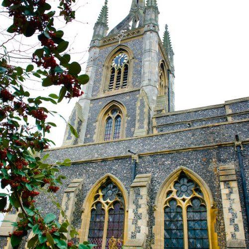 St Mary's Church, Faversham