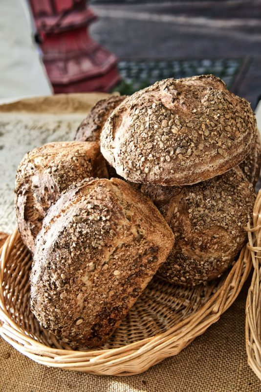 Bakery: Nutritious and flavoursome real bread