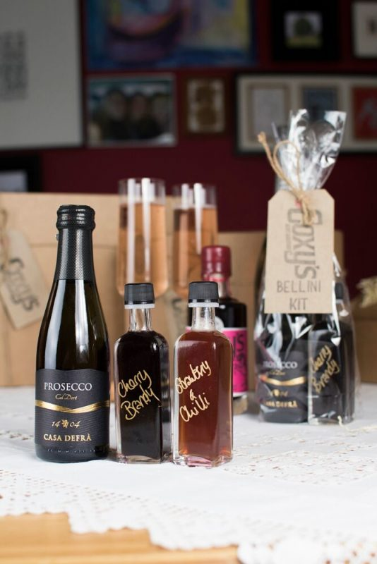 Mighty Fine Things: Locally produced liquers in Faversham, Kent