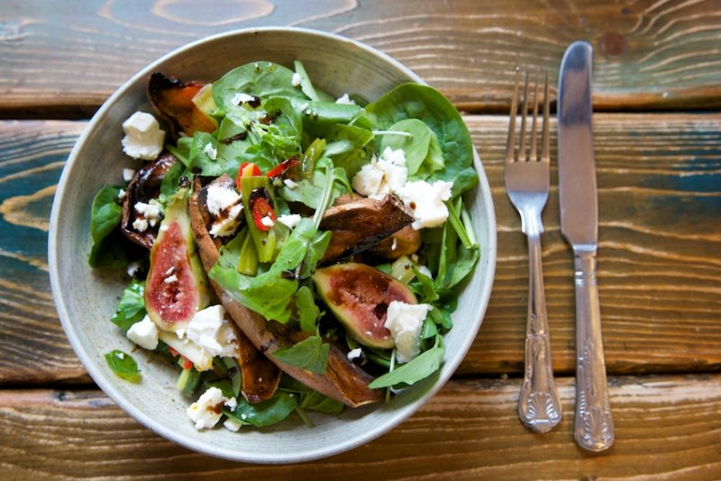 The Yard: Exciting salads