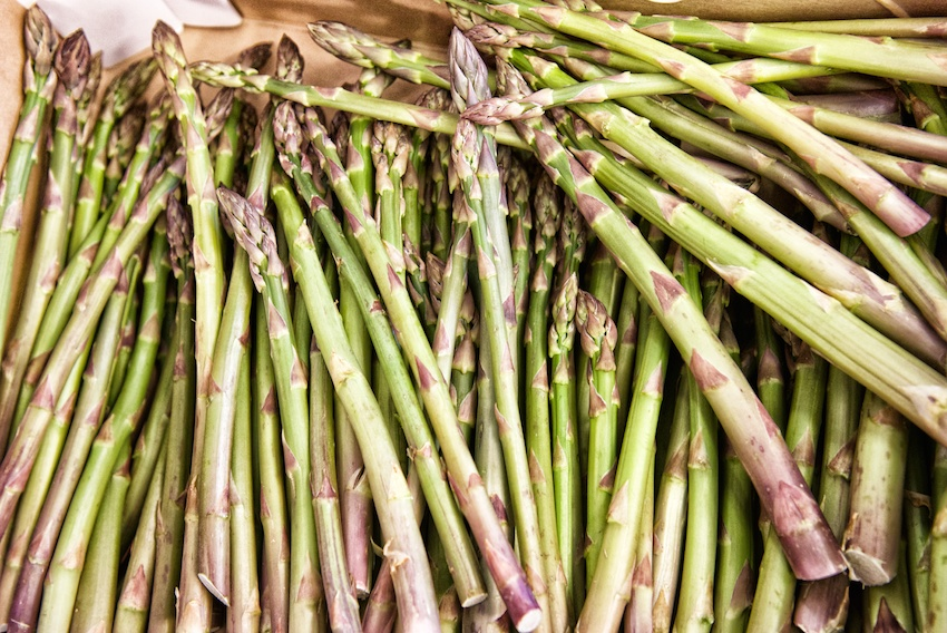 Macknades, asparagus, vegetable, fresh, shopping, Kentish, local, produce
