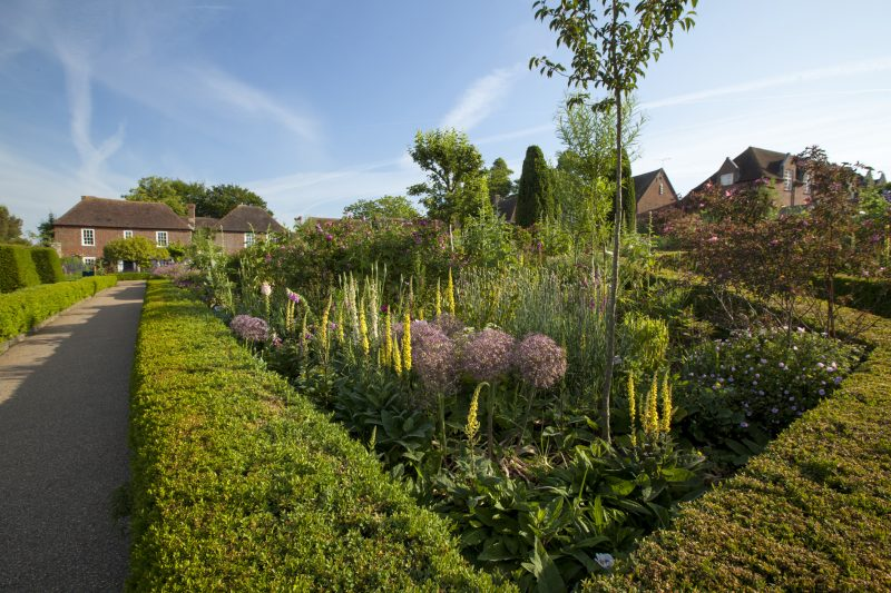 The Culpeper Garden at Leeds Castle features in the Chelsea Fringe event Inside Out