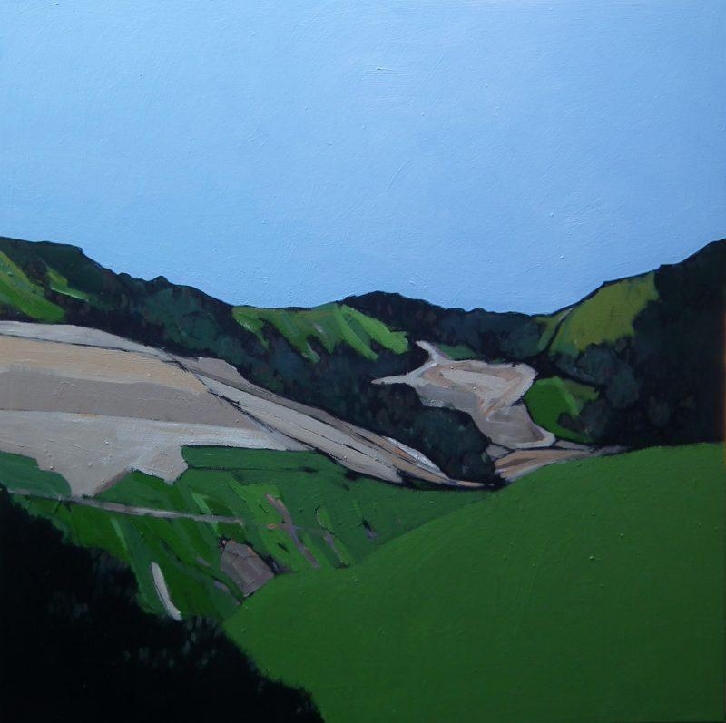artist, Chris Blunkell, Faversham