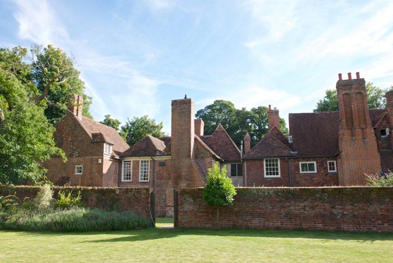Provender House, Princess Olga Romanoff, Kent, Norton, Faversham, historic, architecture, Provender