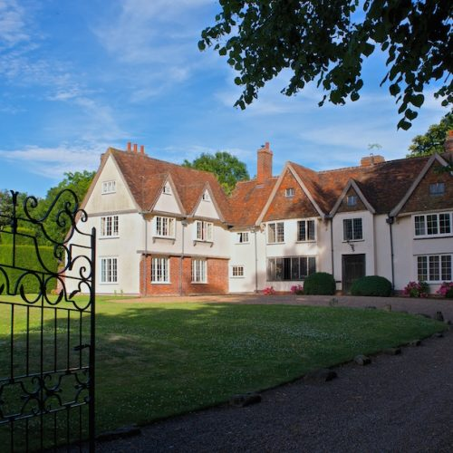 Provender House lies just west of Faversham