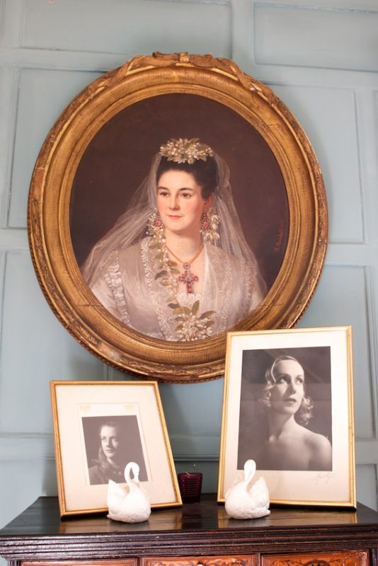 Constance Bergström, Provender House, Princess Olga Romanoff, Kent, Norton, Faversham, historic, architecture, Provender