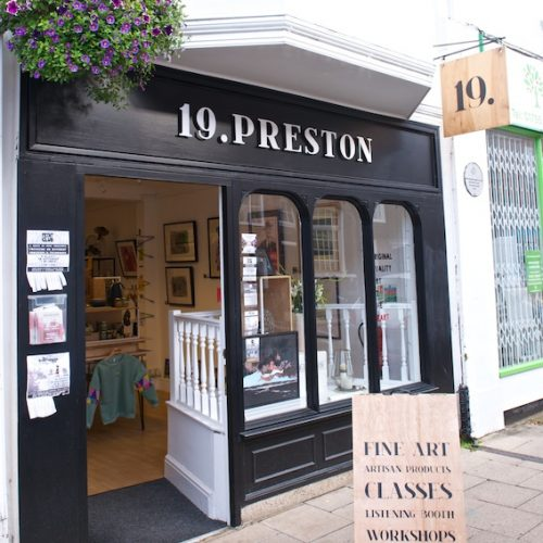 19. Preston, Faversham gallery