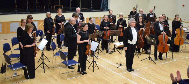 Oare String Orchestra
