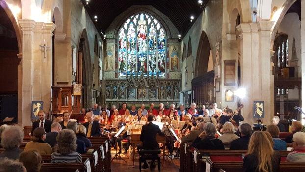 St Mary's of Charity, Faversham