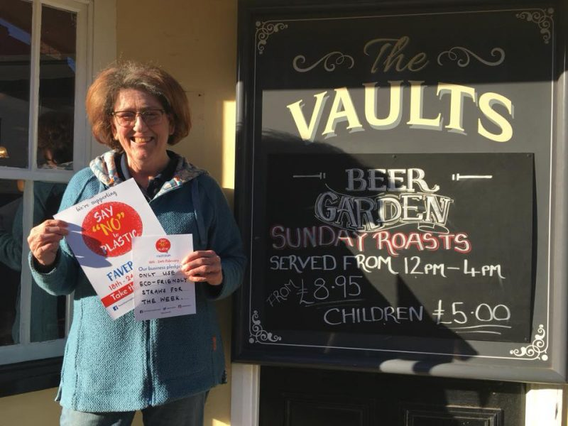 The Vaults makes a pledge