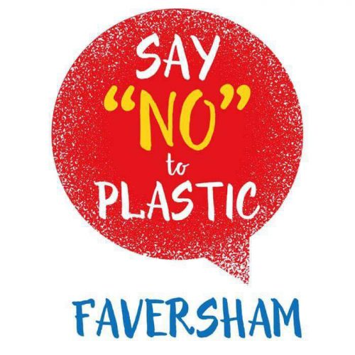 Faversham's 'Say No to Plastic' challenge is the first of its kind and inspiring other towns to follow suit.