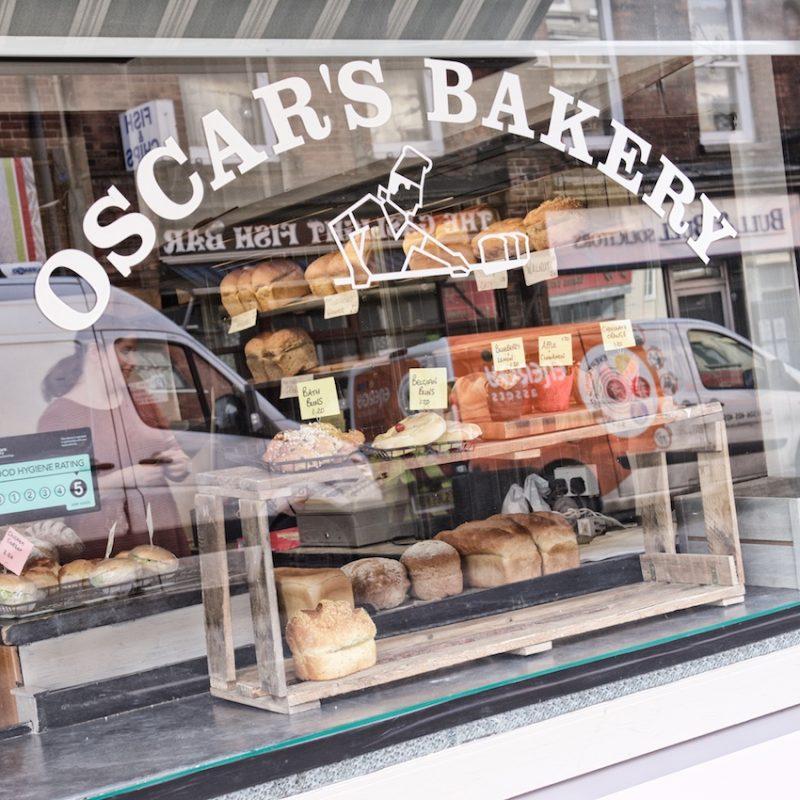 Oscar's Bakery, Faversham