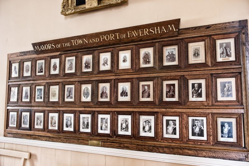 Victorian Mayors of Faversham