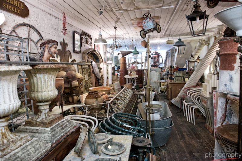 Barrow antiques, Faversham: Peter Barrow antique shop