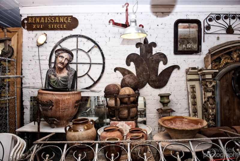 Barrow antiques, Faversham: