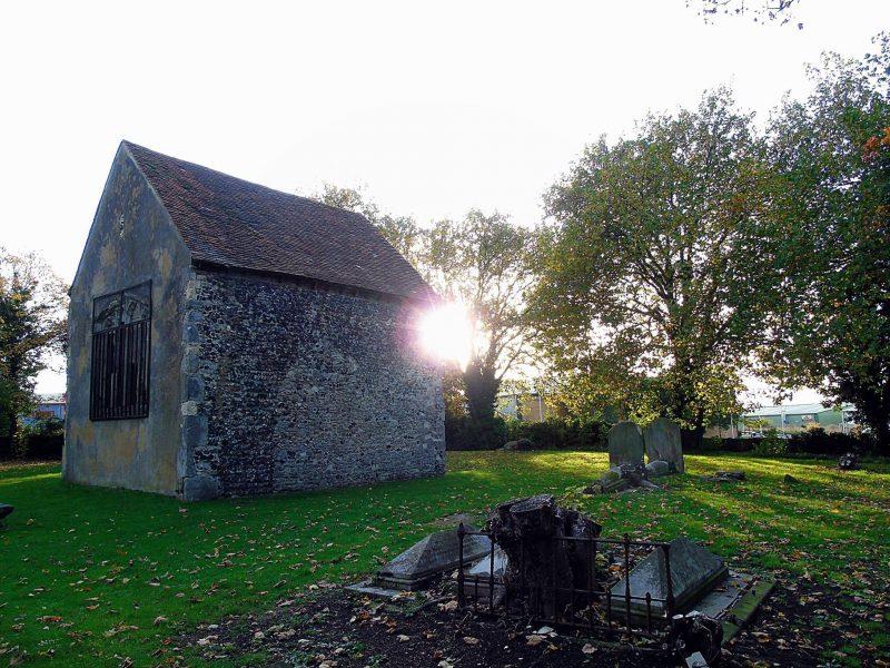 Murston Old Church churchyard