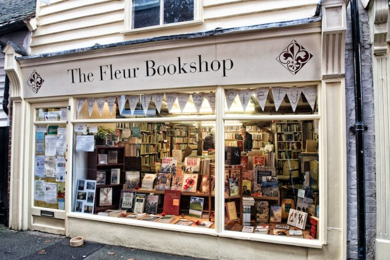 The Fleur Bookshop, Faversham: