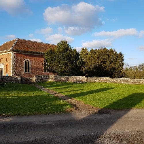 Georgian church of St. Lawrence, Otterden, near Faversham, Kent
