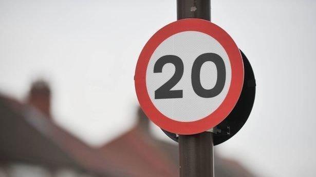 a 20 mph speed limit would change Faversham dramatically