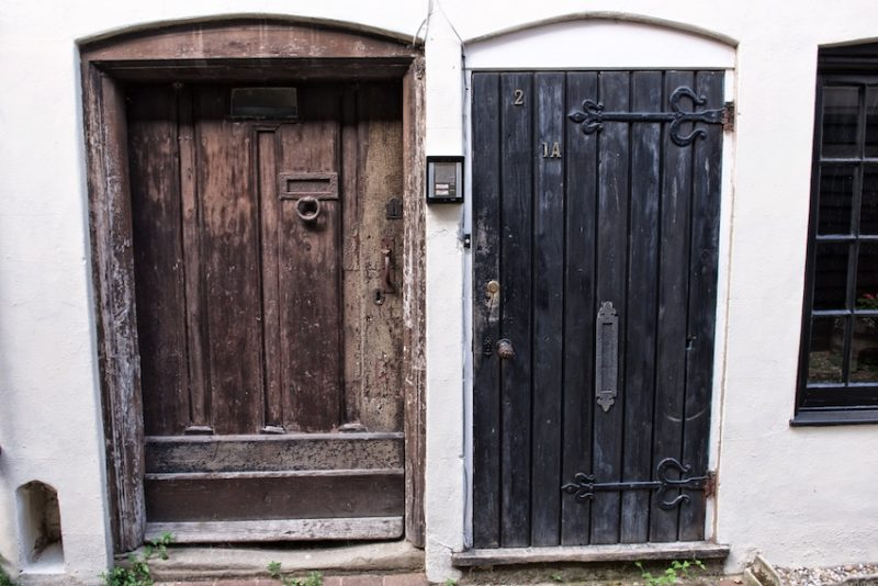 Faversham doors