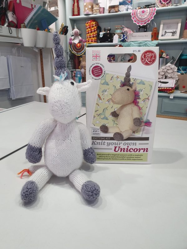 Knit Your Own Unicorn from All Stitched Up
