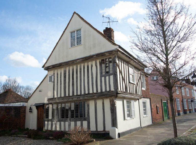 Arden's Cottage, Abbey Street