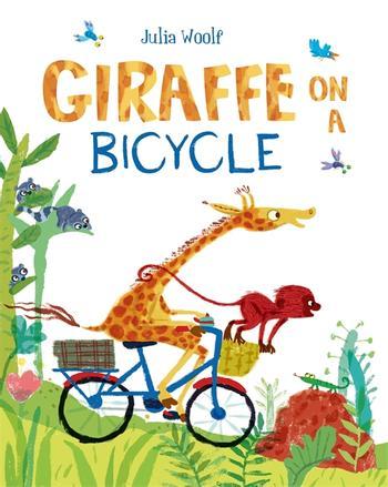 Julia Woolf - Giraffe on a Bicycle
