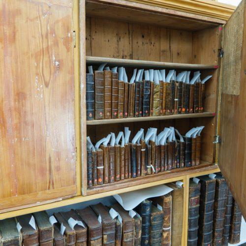 The Doddington Parish Library