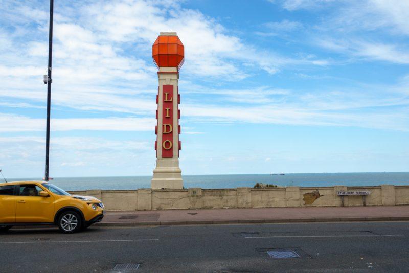 The Art Deco beacon